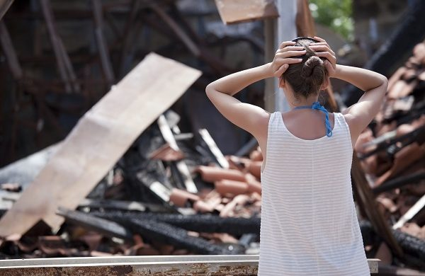 Receive financial assistance from home insurance to rebuild your home in case disaster strikes.